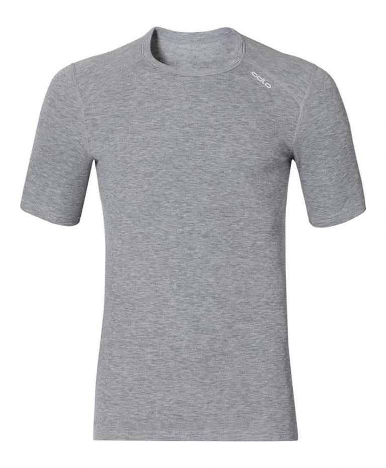 odlo-shirt-warm km grijs